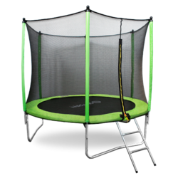 Батут Oxygen Fitness Standard 10 ft outside (Light green)