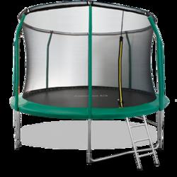 Батут Oxygen Fitness Premium 16 ft inside (Dark green)