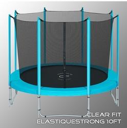 Батут Clear Fit ElastiqueStrong 10ft