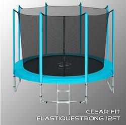Батут Clear Fit ElastiqueStrong 12ft