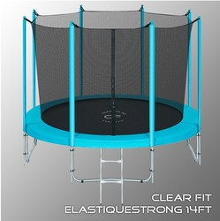 Батут Clear Fit ElastiqueStrong 14ft