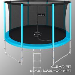 Батут Clear Fit ElastiqueHop 14Ft