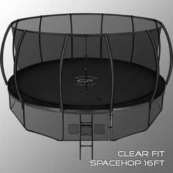 Батут Clear Fit SpaceHop 16Ft