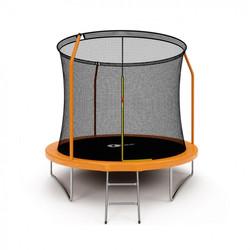 Батут Jump Trampoline inside Orange 8ft