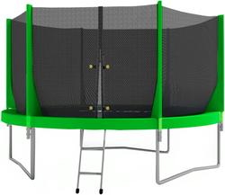 Батут OPTIFIT Jump 14 FT (Зелёный)